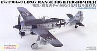 Fw190g-3 Long Range Fighter-Bomber 1/48 DRAGON 5537