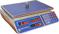 Весы торговые F902H-15EL1