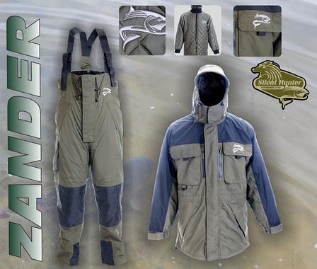 05864ef54 Костюм рыбака польский осень-зима Silent Hunter ZANDER : продажа ...