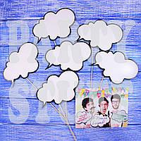 """Фотобутафория для фотосессий """"Речевые облака"""" 6 шт"""