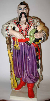 Скульптура Козак  Тарас Бульба Украина  сер ХХ века, фото 2