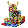Детский развивающий конструктор Funny Bricks (Фанни Брикс) 81 детальГипоаллергенный