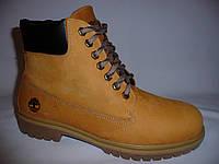 Новая модель! Зимние ботинки Timberland.