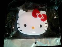 Зеркальце  для девочки  Hello Kitty двойное, фото 1