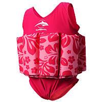 Konfidence - Купальник-поплавок Floatsuit, цвет Hibiscus/Pink