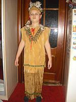 Детский карнавальный костюм Индеец - прокат, Киев, Троещина