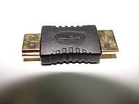 """Соединитель HDMI M/M """"папа"""" - """"папа"""", прямой"""