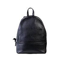 Сумка-рюкзак женская кожаная Virginia Conti 00948 черн., фото 1