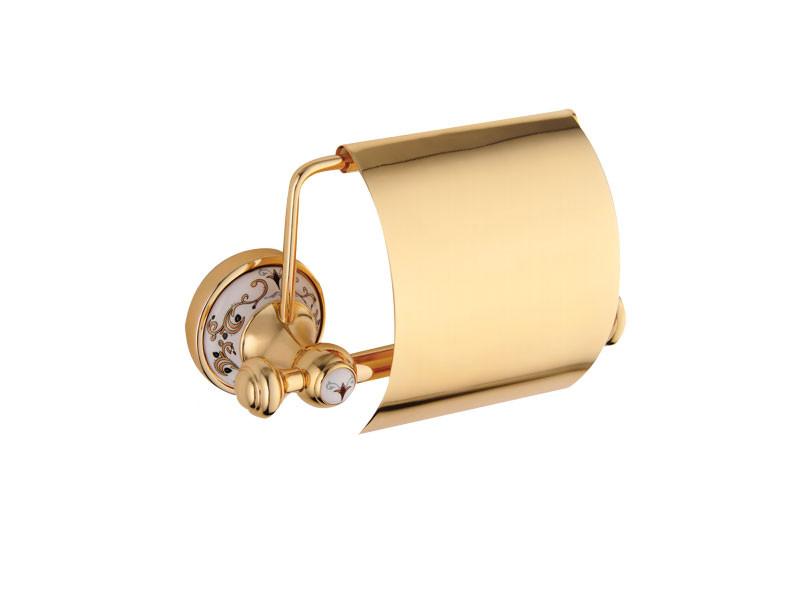 Держатель для туалетной бумаги KUGU Medusa 711G