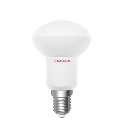 Лампа светодиодная R50 6W E14 3000К 500 Lm ELECTRUM