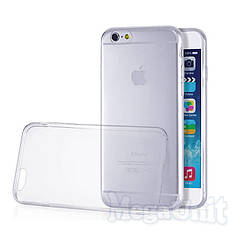 Прозорий силіконовий чохол для Apple iPhone 6 Plus