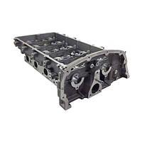 Головка блока цилиндров ГБЦ двигателя Ford Transit 2.4DI Форд Транзит 2.4 дизель 2000-2006, YC1Q6049AB