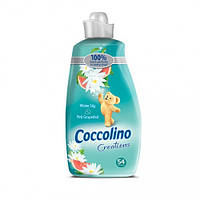 Coccolino creations Water Lily & Pink Grapefruit. 1.9 л 54 стирки.