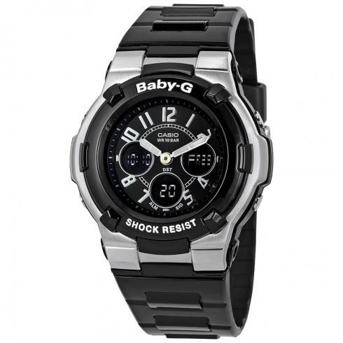 """Часы женские Casio Baby-G Shock Resistant BGA-110-1B2ER - Интернет-магазин брендовых часов и аксессуаров """"PerfectTiming"""" в Киеве"""