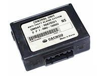 Блок электронный управления сигнализацией Chevrolet Aveo (T250/T255) 2006-2011