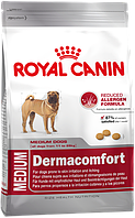 Корм Royal Canin  Medium Dermacomfort