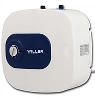 Бойлер Willer 10 литров (PU10R optima mini) под мойку