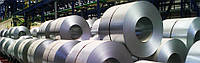 Оцинкованная сталь в рулонах,0,18-1,2мм