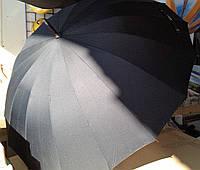Зонт трость мужской 16 спиц
