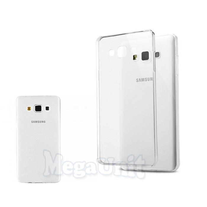 Прозрачный силиконовый чехол для Samsung Galaxy A5 (a500)
