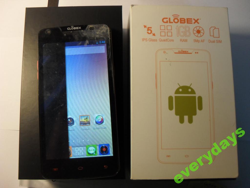 Мобильный телефон Globex GU5011W #1102
