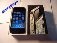 Мобильный телефон Apple iPhone 4 8GB Black