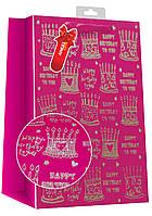 Пакет подарочный ANGEL GIFTS SR036 26*32*12см, Рисунок, ассорти