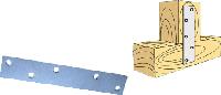 Пластина утолщенная LG-1 170x30x0x2,5