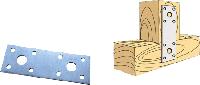 Пластина плоская LPS-2 140x55x0x2,5