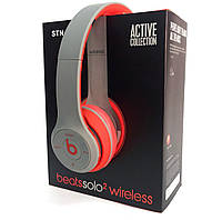 Bluetooth - наушники Beats Solo 2 Wireless STN-019 (TM-019)
