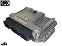 Электронный блок управления (ЭБУ) Peugeot 207 / Citroën C3 1.4HDI 00-10г (DV4TD)