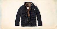 Оригинальная демисезонная мужская куртка Hollister