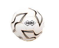 Футбольный мяч priem gold-133, синтетическая кожа, 4 слоя подкладковой ткани с полиэстера