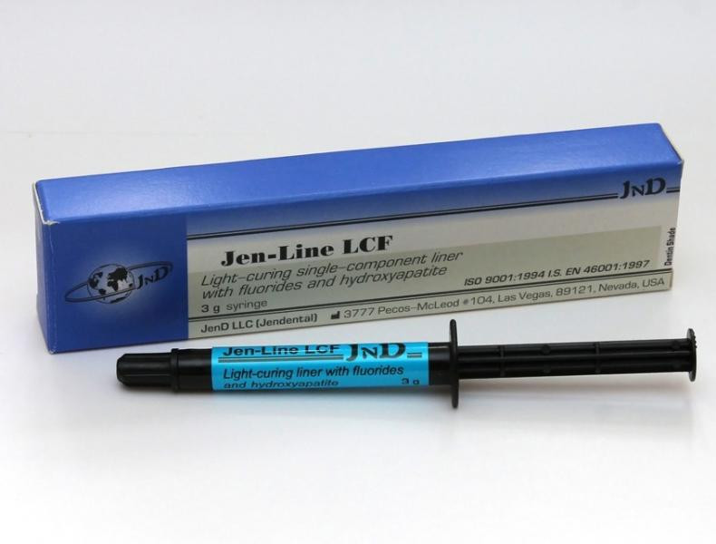 Jen - Line LCF, 3 г, Jen Dental NaviStom