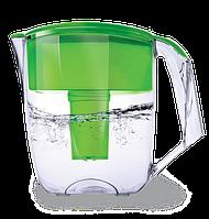 Фильтр для воды кувшин Наша Вода Максима Maxima Зеленый