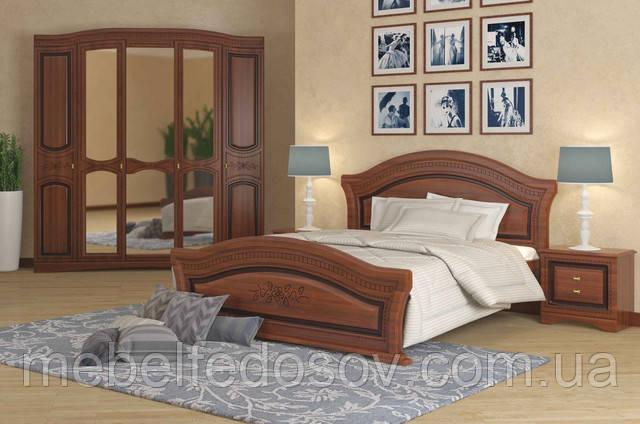 мебель для спальни венера люкс орех классик