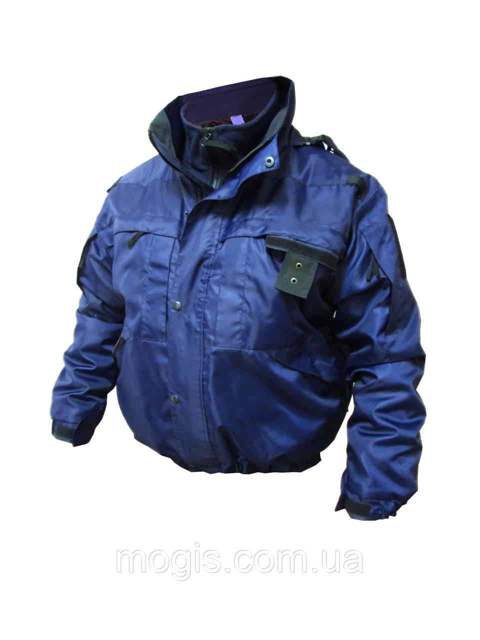 Куртка тактическая для охранных структур (Аналог 5.11)) синяя