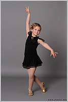 Юбка для тренировок по бальным танцам «Demi»
