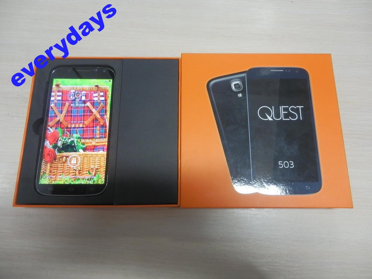 Мобильный телефон Qumo Quest 503 #1096