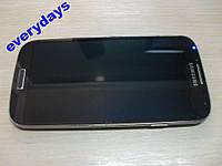 Мобильный телефон Samsung Galaxy S4 I9500 Black Mi #337