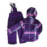 Зимний костюм для девочки NANO 250 M F16. Размеры 18 мес  и 7 лет., фото 2