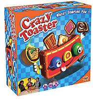Механическая игра Splash Toys Бешеный тостер (ST30106)