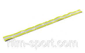 Еластична стрічка для розтяжки Elastiband (8 петель, довжина 75 см), фото 2