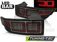 Диодные фонари Range Rover Evoque 2011-