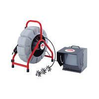 Видеодиагностика для трубопроводов 40-200мм (1 1/2-8) SeeSnake® Plus | Mini-SeeSnake® Plus