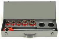 Резьбонарезной клупп 11-R с набором резьбонарезных головок до 1 1/4 дюйма