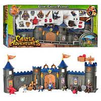 Раскладной игровой набор Замок Keenway 10579, фигурки, аксессуары, в коробке 96х49х12 см, от 3-х лет