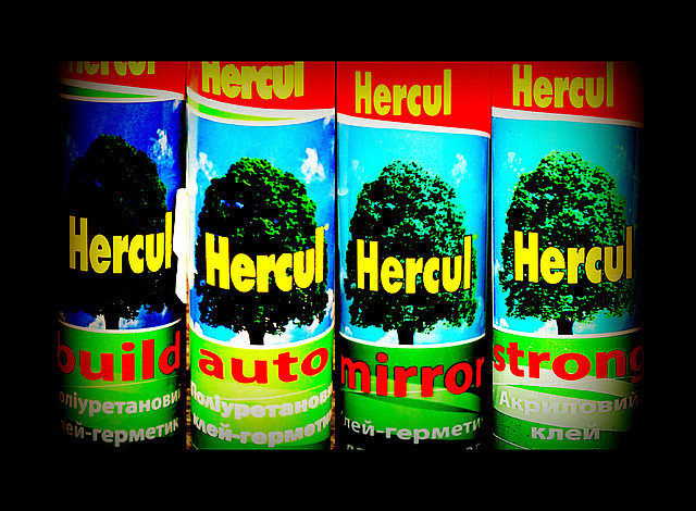 Клей, клей-герметик Hercul