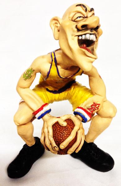 Баскетболист 17 см.