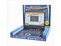 Обучающий ноутбук для детей с мышкой Joy Toy 7004, англо-русский, световые/звуковые эффекты, от 3-х лет